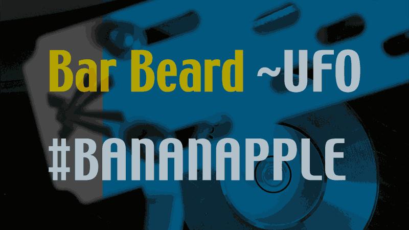 Bar Beard on the run.